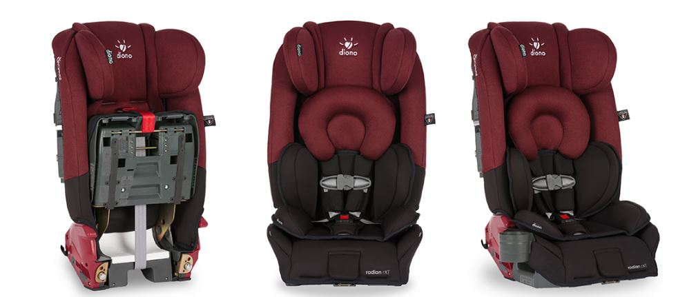 Would You Like To Win A Diono Radian RXT Convertible Car Seat Visit The Alberta Transportation Booth At 2017 Mom Pop Tots Fair And Fill Out Safe