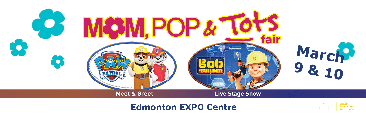Mom, Pop & Tots Fair 2019, the funnest place for the whole family